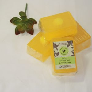 170g Handmade Lemongrass Soap