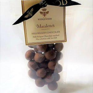 Wedgewood Milk Belgium Chocolate Coated Macadamias