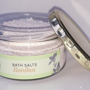 250g Rooibos Bath Salts