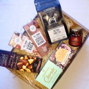 Winter Snack Box