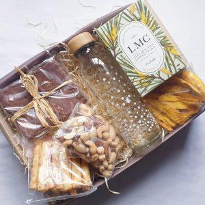 Healthy Study Treat Box