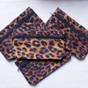 Cosmetic Bag – Animal Print